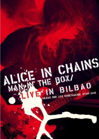 Cover Alice In Chains - Man In The Box / Live In Bilbao [DVD]